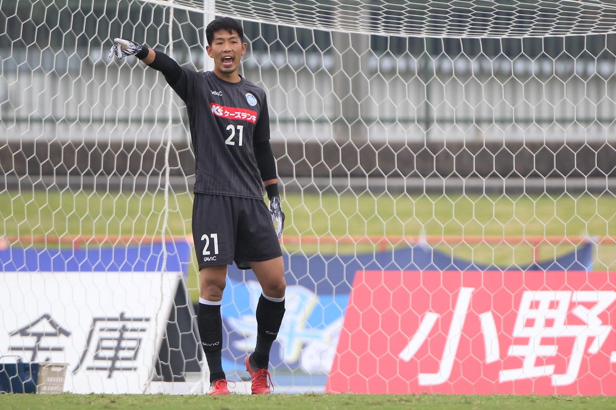 牲川歩見選手 契約更新のお知らせ   水戸ホーリーホック公式サイト